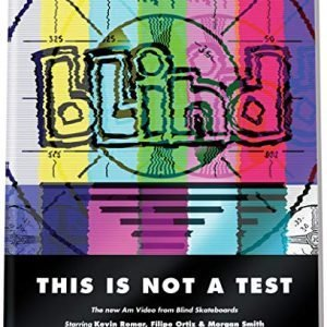 Blind – This Is not a Test