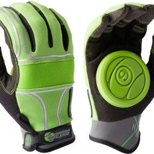Sector Nine BHNC Slide Gloves Green