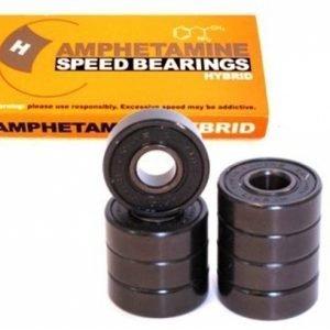 Amphetamine Hybrid Ceramic Bearings
