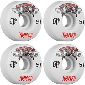 Bones STF Mullen Winged Mutt Wheels 54mm