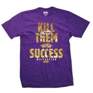 DGK Success T-Shirt Large