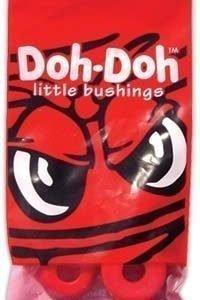Shorty's Red Doh-Doh Bushings 95a Medium Hard