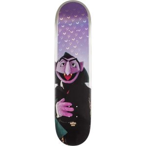 Globe Sesame Street Count deck 7.75″