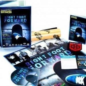 Transworld Skateboarding – Right Foot Forward *Special Limited Edition DVD