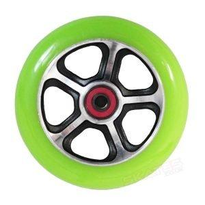 Madd Gear DDAM Green Wheels 110mm