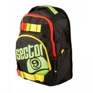 Sector Nine Persuit Backpack Rasta