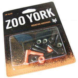 Zoo York Hardware 7/8″ orange