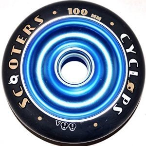 Cyclops Wheel Blue/Blue 100mm