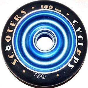 Cyclops Wheel Blue/Blue 100mm