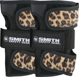 Smith Leopard Wrist Pads Large/XL