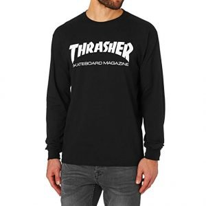 Thrasher Skate Mag Long Sleeve T-Shirt – Medium