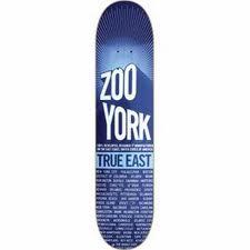 Zoo York True East deck 8.0″
