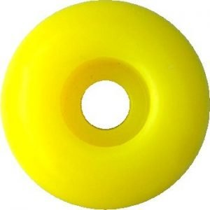 Blank Yellow Wheels 54mm