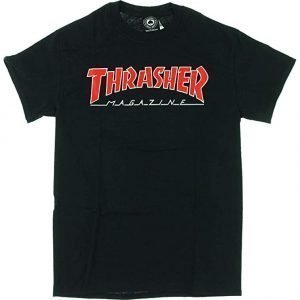 Thrasher Outlined Shirt Medium