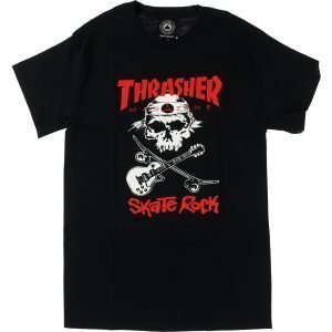 Thrasher Skate Rock T-shirt Large