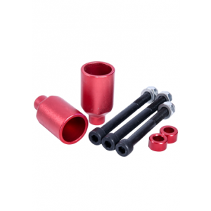 Phoenix OS Alloy Pegs (set of 2) RED