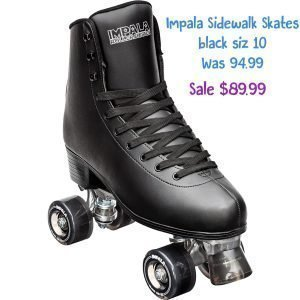 Impala Sidewalk Skates Size 10 Men