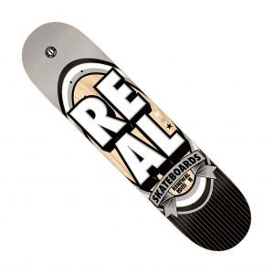 Real Renewal Stacked Deck 8.06″ Silver