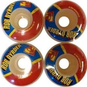 Alien Workshop Wheels 52mm Dyrdek Superman