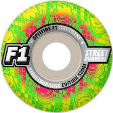 Spitfire 54mm Wheels Animal Attack Snake F1