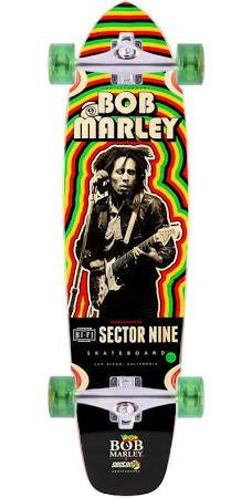 """Sector 9 Bamboo Trenchtown Rock Complete 34"""""""