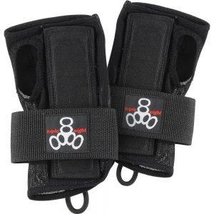 Triple 8 Wrist Saver II black- medium